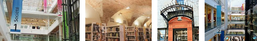 bibliotheques marseille